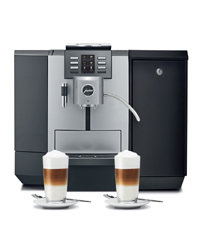 JX8 coffee machine