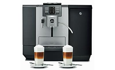 JX8 coffee machine