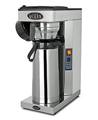 Coffee Queen A Brewer