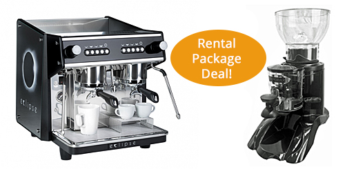 coffee machine deal