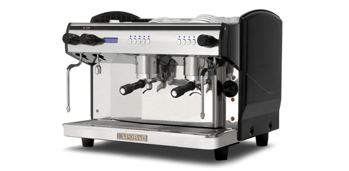 G-10 2 group coffee machine