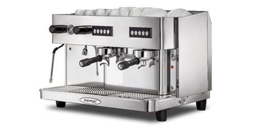 monroc 2 group coffee machine