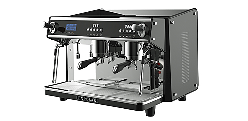 onyx 2 group coffee machine