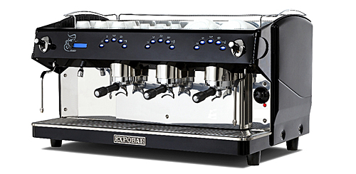 rosetta 3 group coffee machine