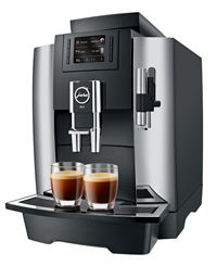 we8 coffee machine