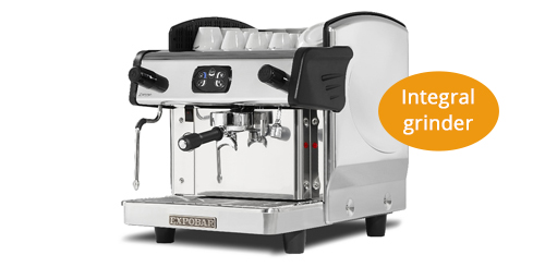 zircon 1 group coffee machine