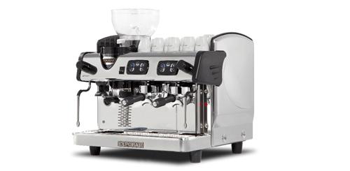 zircon 2 group coffee machine