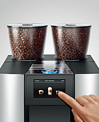 giga x8c gen2 coffee machine