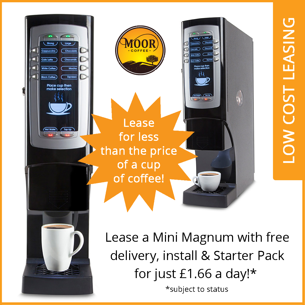 mini magnum lease offer