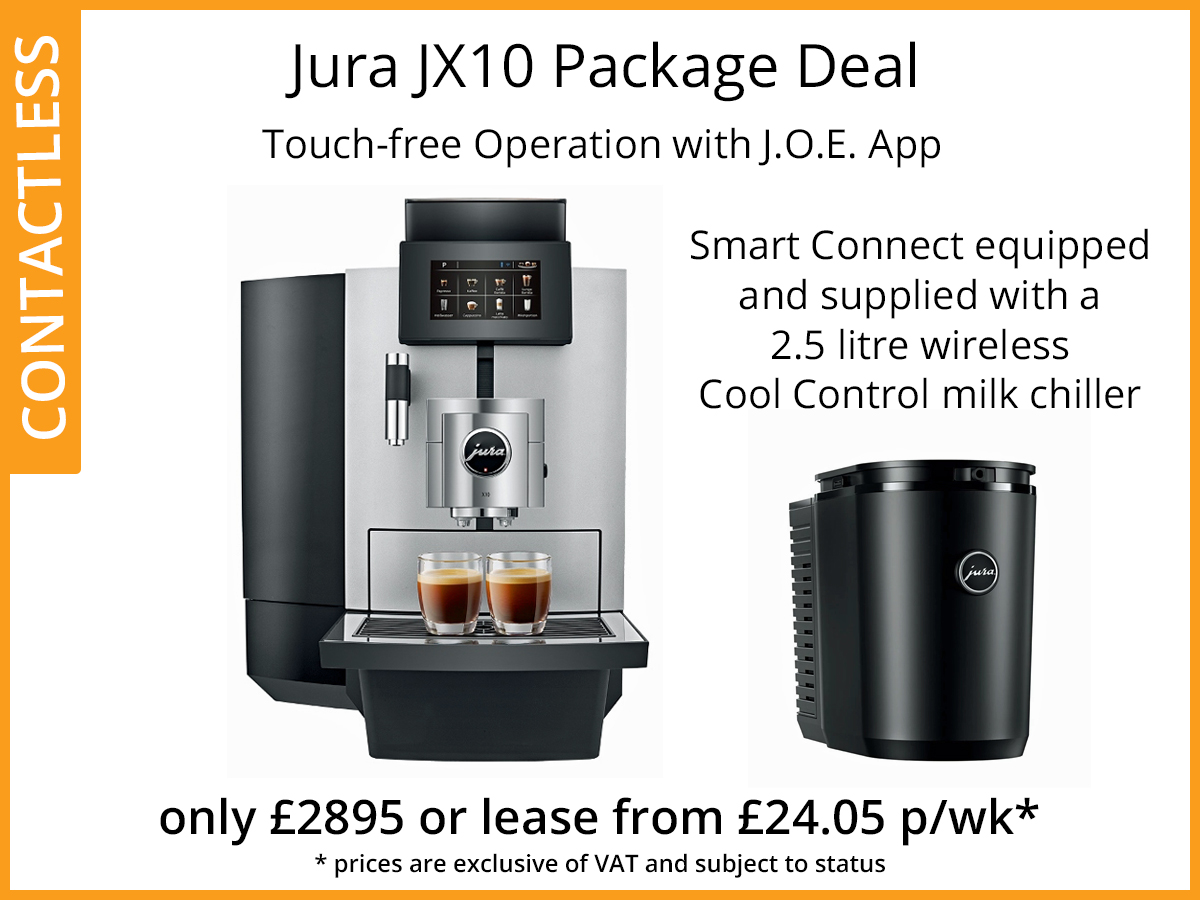 Jura JX10 special offer