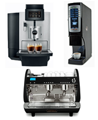 coffee machine montage